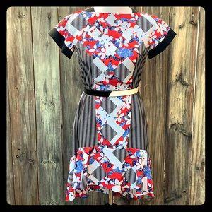 Peter Piotto x Target pattern dress